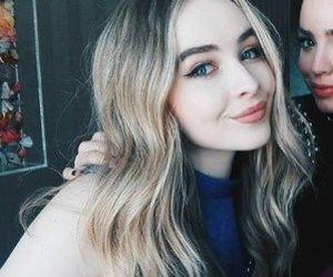 actress, blonde, and carpenter image
