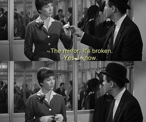 1960, the apartment, and shirley maclaine image