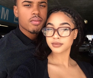 cute couples, girl girls makeup, and luxury+noir+shoe image