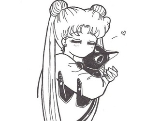 sailor moon, anime, and sailormoon image
