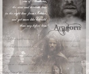 aragorn, edit, and lord of the rings image