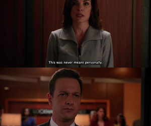julianna margulies, the good wife, and josh charles image