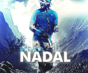 Rafael Nadal, teens, and sports image