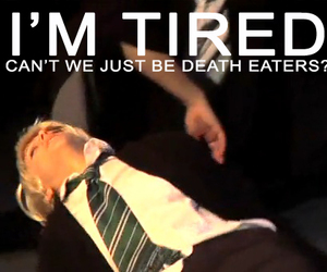 a very potter musical, draco, and avps image