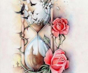 rose, thorns, and future tattoo image