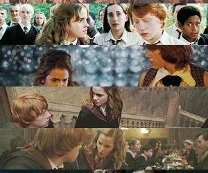 emma watson, hermione granger, and j k rowling image