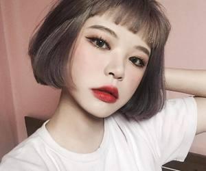 aesthetic, korea, and ulzzang image