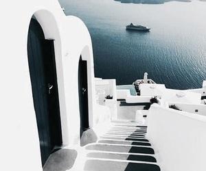 Greece, ocean, and sea image