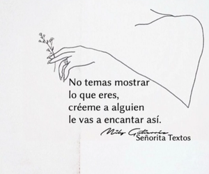 dibujos, frases, and textos image