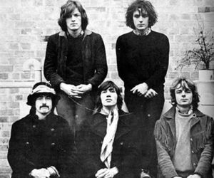 Pink Floyd, david gilmour, and rock image