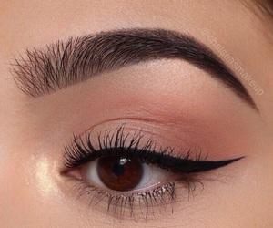 eyeshadow, makeup, and natural image