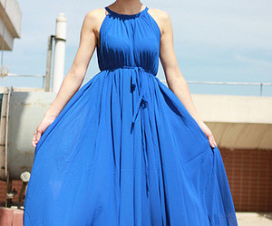 etsy, evening dress, and summer dress image