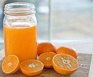 orange, juice, and fruit image
