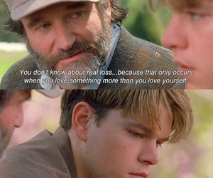 movies, good will hunting, and quotes image