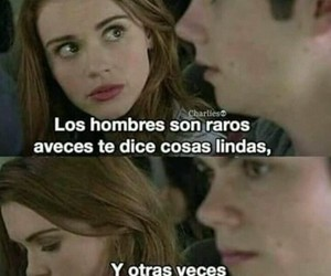 frases, teen wolf, and love image