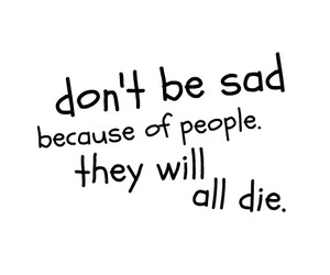 die, people, and quote image