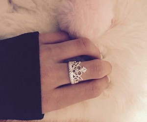 confidence, ring, and ❤ image
