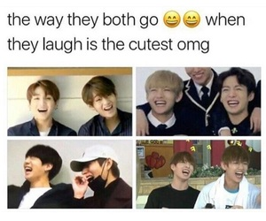 meme, bts, and cute image