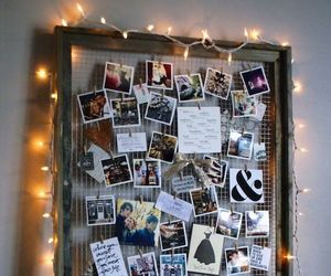 diy, decor, and lights image