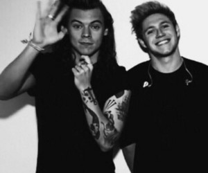 narry, Harry Styles, and niall horan image
