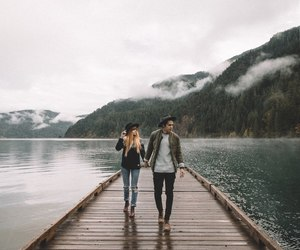 couple, fog, and goals image
