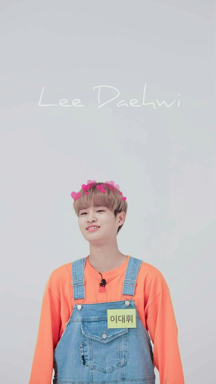 Lee Daehwi Wallpaper Iphone Kpop Wallpaper On We Heart It