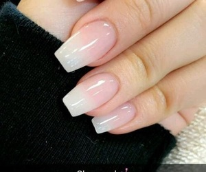nails, beauty, and snap image