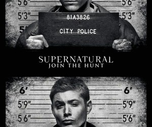 dean, Sam, and winchester image