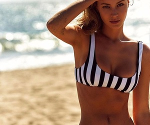 beach, glam, and beauty image