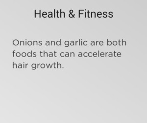 garlic, health, and onion image