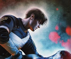leon kennedy and ada wong image