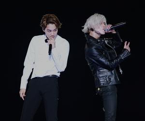 exo, kai, and teamin image