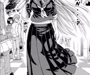 manga and sukeban image