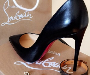 dior, luxe, and louboutin image