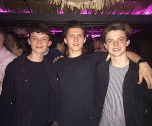 Sam, holland, and Tom image