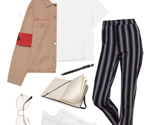 street style, casual, and Polyvore image