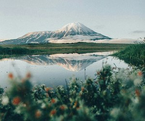 nature, россия, and камчатка image