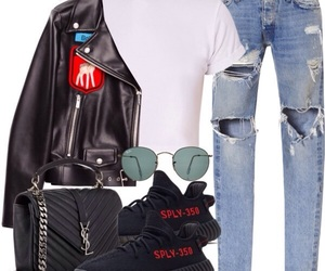 fashion, Polyvore, and lunch image