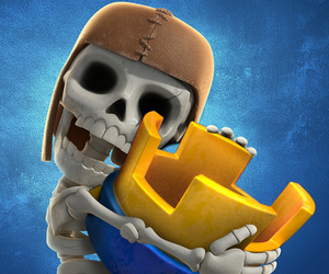 bomber, clash royale, and crown image