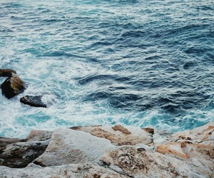 blue, inspiration, and ocean image