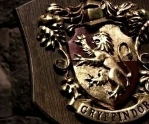 harry potter, gryffindor, and hogwarts image