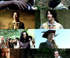 Claire, jamie fraser, and outlander image