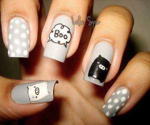 nails and boo image