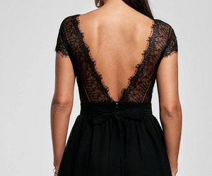 dress, girl, and stylish image