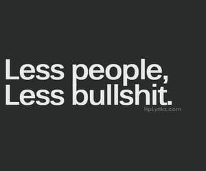 quotes, people, and bullshit image