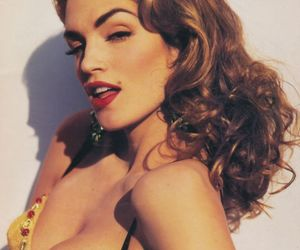 cindy crawford, model, and 90s image