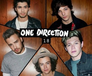 one direction, 18, and four image