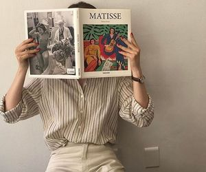 art, aesthetic, and book image