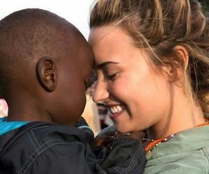 demi lovato, demi, and africa image