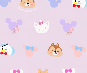 disney, pastel, and wallpaper image